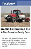 Weeks Farm Facebook page