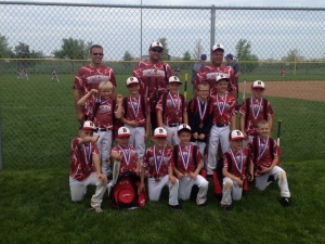 Hastings Brickyard Bombers 8u